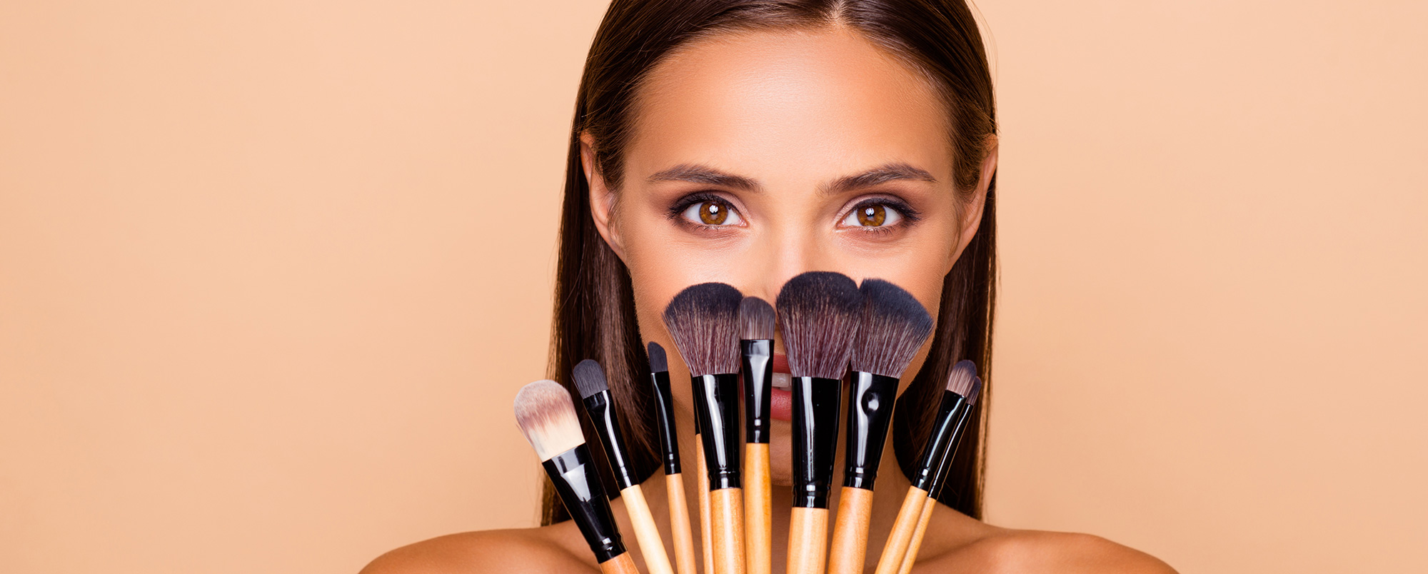 Cosmetics are used to improve the appearance